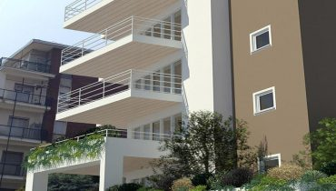 Attico di nuova costruzione a Novara