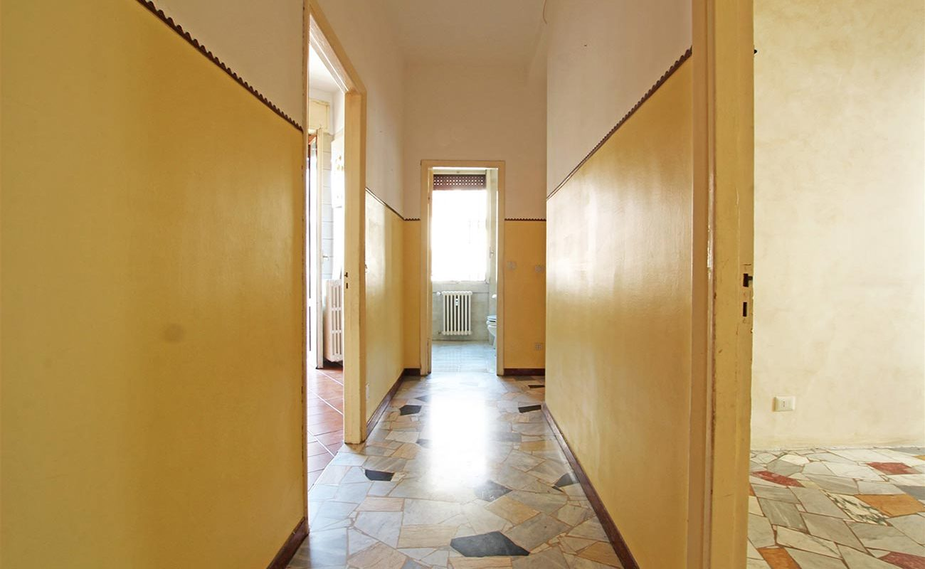 Trilocale in zona Ospedale a Novara