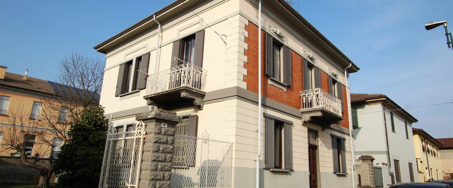 Villa d'epoca a Casalino