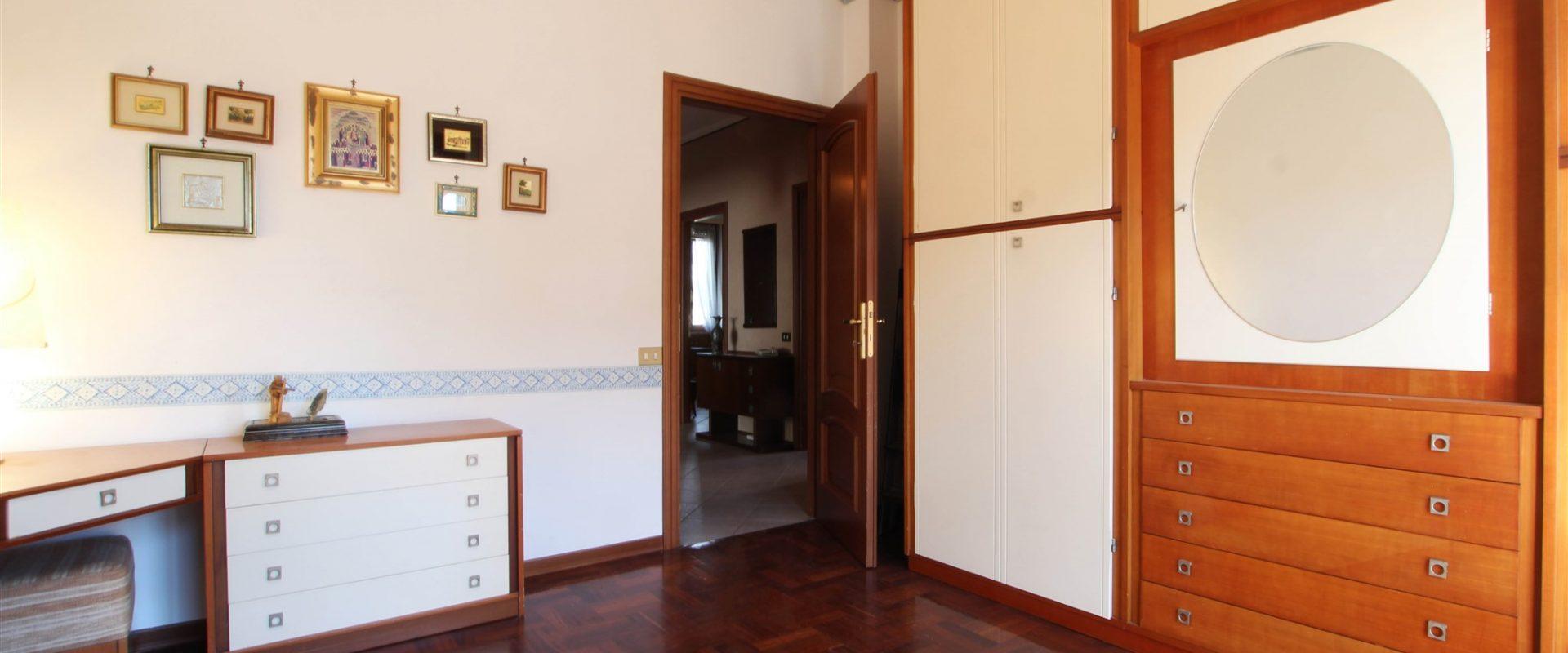 Ampio trilocale in villa