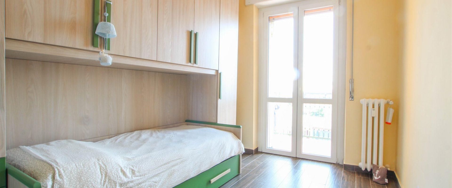 Quadrilocale ristrutturato zona Ospedale