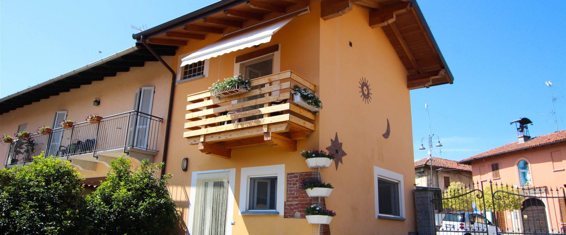 Abitazione indipendente con cortile